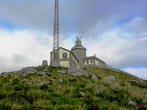 Cape Finisterre Lighthouse V von Carlos Segui