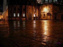 Cathedral of Santiago de Compostela III von Carlos Segui