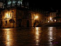 Cathedral of Santiago de Compostela IV von Carlos Segui
