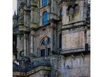 Cathedral of Santiago de Compostela V von Carlos Segui