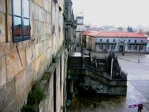 Square do Obradoiro II von Carlos Segui