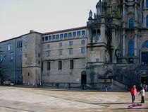 Square do Obradoiro III von Carlos Segui