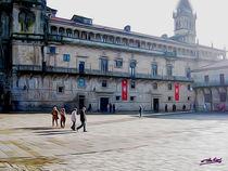Square do Obradoiro IV von Carlos Segui