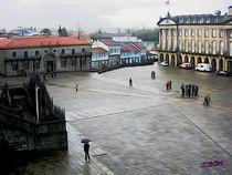 Square do Obradoiro V von Carlos Segui