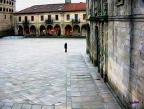 Square do Obradoiro VI von Carlos Segui