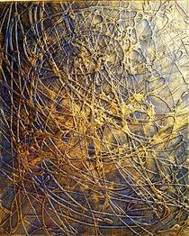Goldenes Geflecht von Maria Killinger