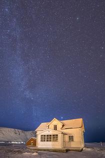 Close to the Milky Way von Christine Büchler