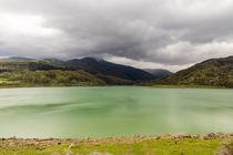 RO, Maneciu Lake von cristian-stancu
