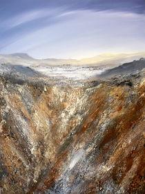 Vulkanische Erde von Ingrid Vollrath