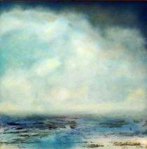 Nebel über dem Meer by Ingrid Vollrath