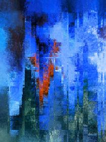 Modern skyline by Gabi Hampe
