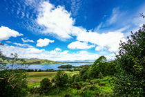 Lough Caragh von Daniel Heine
