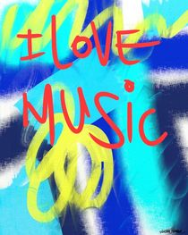 I Love Music by Vincent J. Newman