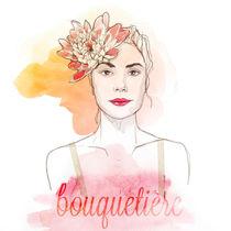 bouquetière by meleibelt