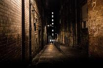 Dark street by Daniele Ferrari