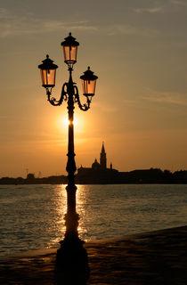 Venedig am Morgen von Thomas Jäger