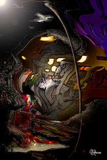 Anamorphose eines Selbst von David Renson