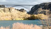 Bridge over the Snake River by Brent Olson