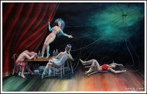 Life = Puppet Theatre von Lola Cha