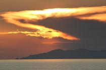 tramonto del sole von Irene Wolter