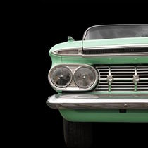 Classic Car by Beate Gube