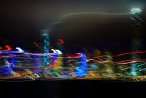 BIG CITY LIGHTS - HONGKONG MAGIC I by Thomas Kretzschmar