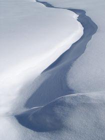 Spuren im Schnee von Frank Rother