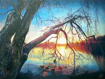 Bevor die Sonne untergeht by Renée König