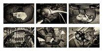 ASIAN KALEIDOSCOPES - CYCLED II von Thomas Kretzschmar