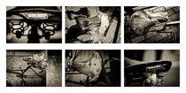 ASIAN KALEIDOSCOPES - CYCLED V von Thomas Kretzschmar