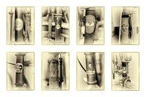 ASIAN KALEIDOSCOPES - CYCLED VII von Thomas Kretzschmar