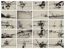 ASIAN KALEIDOSCOPES - ENERGY CRISSCROSS II von Thomas Kretzschmar