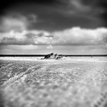 Düne in Wind von inselfotograf