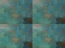 Abstrakte Komposition von badrig