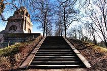 Treppe_Aufstieg by taxanin