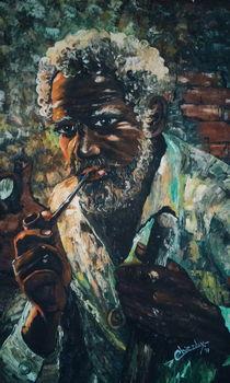 Elderly Frame von Paula dos Santos Zimmermann