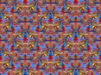 Colourful B by badrig