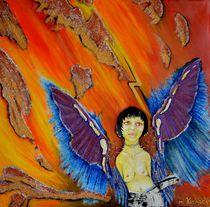 fallen angel von Matthias Kronz