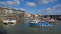Mevagissey-harbour