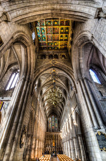 Southwark Cathedral London by David Pyatt