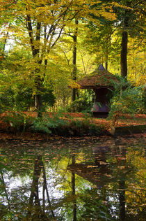 Herbstimpression am See by AD DESIGN Photo + PhotoArt