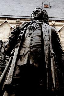 Johann Sebastian Bach by Ronny Schmidt
