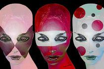 Faces 11 by Igor Shrayer