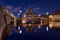 Berliner Dom am Morgen  by Marcus  Klepper