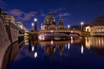 Berliner Dom am Morgen  von Marcus  Klepper
