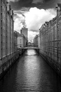 Speicherstadt Hamburg von Daniel Heine