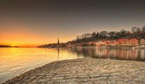 Lauenburg sunset von photoart-hartmann