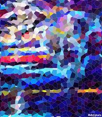 Abstrakte Mosaik #1 von badrig