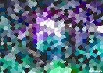 Abstrakte Mosaik #2 von badrig