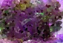 Abstrakte Mosaik #3 von badrig